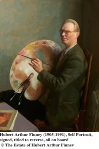 Hubert Arthur Finney: Out of the Shadows